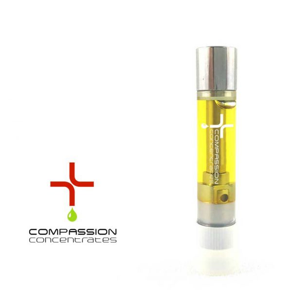 Compassion Concentrates Vaping Pen Cartridge