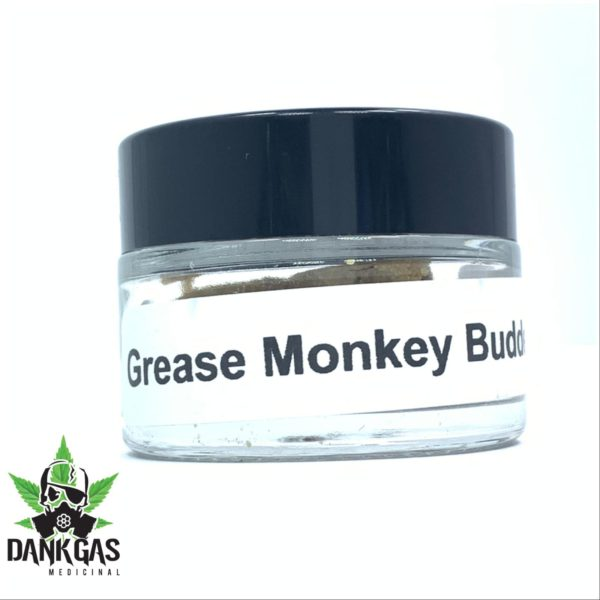 Grease Monkey Budder Concentrates Extracts