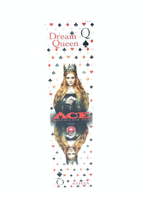Ace Concentrates Dream Queen Clear Distillate